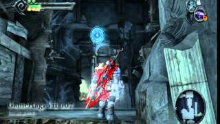 Darksiders las 10 partes de la armadura de abisal con legemgame