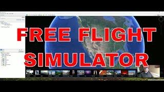 FREE FLIGHT Sim Program Download | Pilot Training | Flying Games