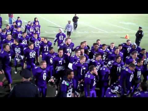 Nashua High School South NHSS Fight Song October 22, 2010