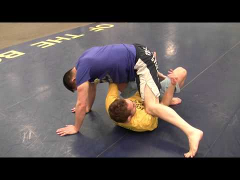 MMA Techniques: X-Guard Sweep Image 1