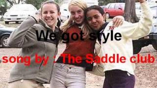 Watch Saddle Club We Got Style video