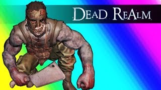 Dead Realm: Bounty Funny Moments - New Butcher Ghost!