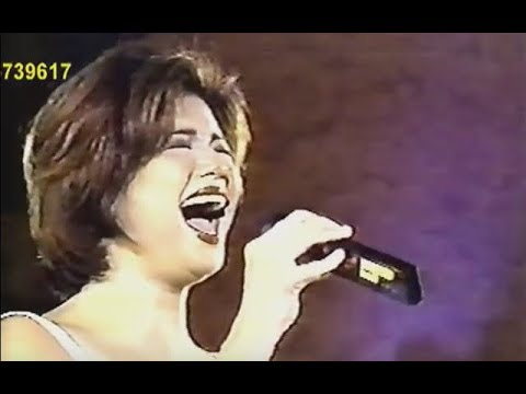 Regine Velasquez - Contest Pieces Medley (isang Pasasalamat Concert 1996) video