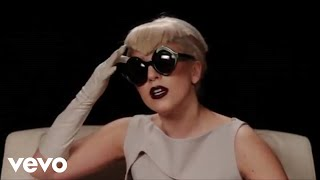 Lady Gaga - VEVO News Exclusive Interview, Pt. 2