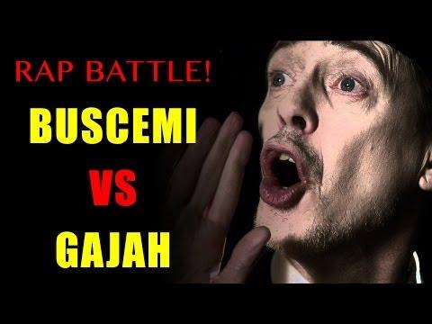 Steve Buscemi Epic Rap Battle ft. Gajah