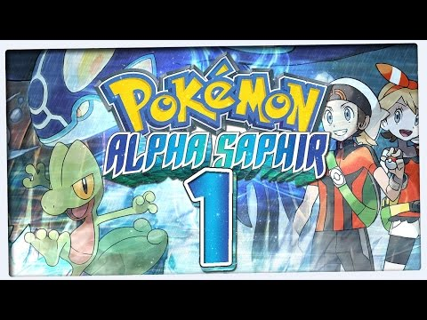 Let's Play PokÉmon Alpha Saphir Part 1: Rückkehr In Die Hoenn-region video