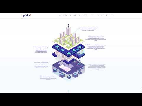 Geeba    Новая эра службы доставки с помощью роботов, Blockchain и сообщество