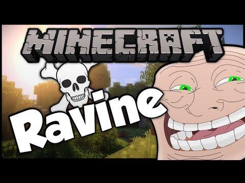 Minecraft: Trolling A Weird 9 Year Old #1 Deadly Ravine