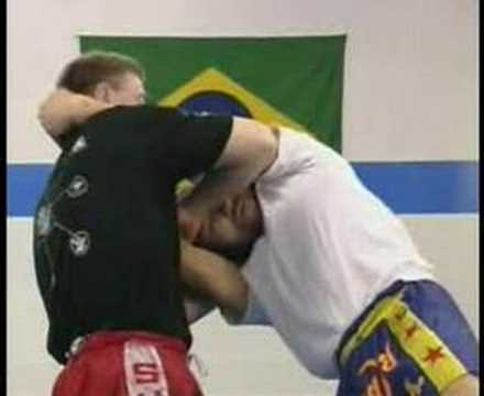 Greg Nelson's Muay Thai Clinch Image 1