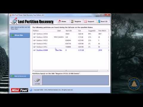 Recupere arquivos apagados. partições perdidas e dados de dispositivos portáteis. CDs e DVDs