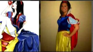 Sexy Snow White Adult Costume