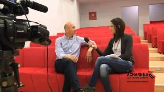 Θέατρο ΑΡΧΕΛΑΟΥ, συνέντευξη με τον κ. Νίκο Σιδηρόπουλο