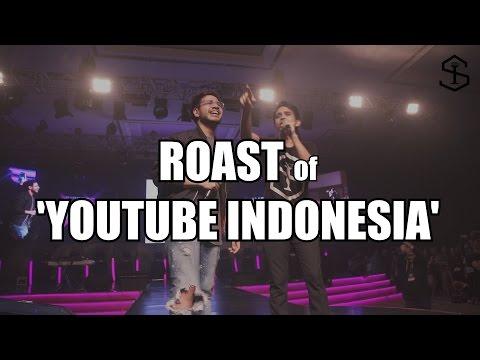 The Roast of 'Youtube Indonesia'   Live @ IndovidFest