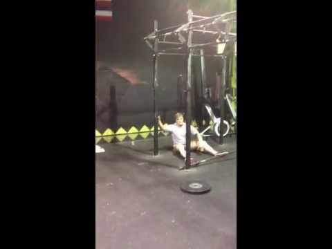 Drunken Weightlifting Fail