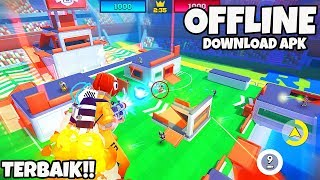 WHATT!! SUMPAH ASLI OFFLINE!! FRAG PRO SHOOTER Gameplay Android