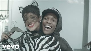 A$AP Rocky - Fashion Killa (Explicit Version) (Official Music Video)