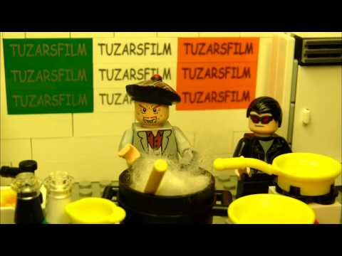 LEGO COOKING WITH WORMTAIL-IRELAND