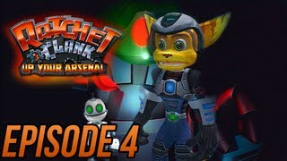 Ratchet and Clank 3: Up Your Arsenal - Episode 4