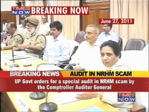 Maya: Ready for CAG audit of NRHM