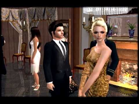 Britney Spears - Criminal [sims 2] Hd video