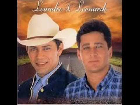 Leandro e Leonardo  cd 1998  Deu Medo