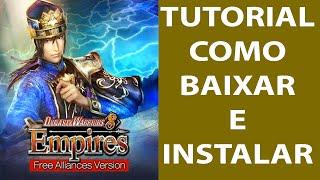 Download lagu Como Baixar E Instalar Dynasty Warriors 8: Empires 2015 gratis