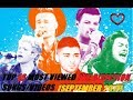 Top 16 Most Viewed One Direction Songss September 2017 -