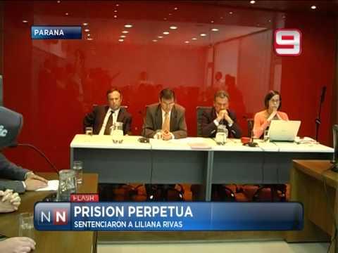 Las Noticias por el Nueve - Prisión perpetua - 12/03/2014