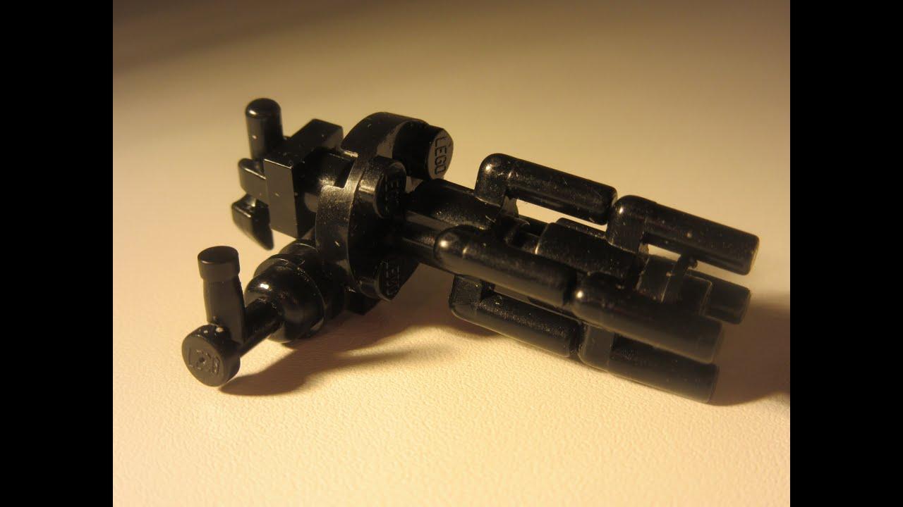 Схемы для сборки LEGO : Тема: Миниган (1/1) 53