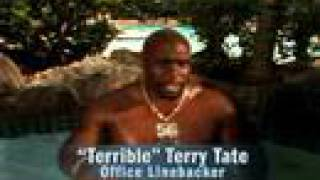 "OFFICIAL - Terry Tate, Office Linebacker - ""Vacation"""
