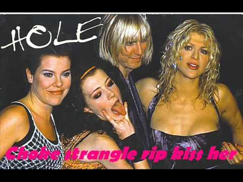 Hole - gutless (live)