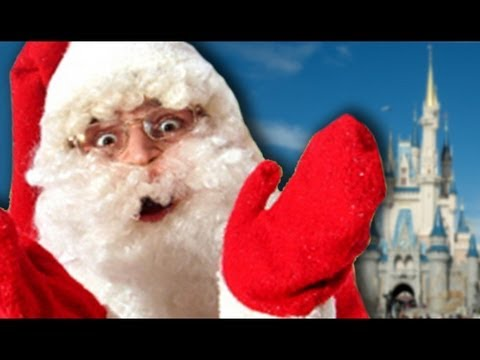 Santa BANNED From Disney!