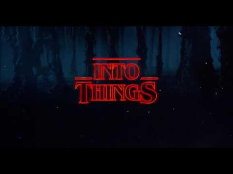 Into Things: Stranger Things Theme (C418 Remix) Vs. Into You (Ariana Grande) Mashup