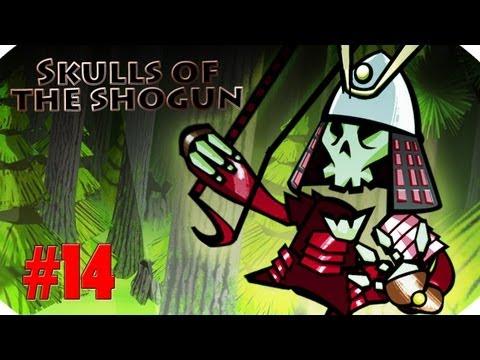 "Skulls of the Shogun #14: ""Меж двух огней"""