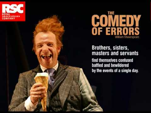 RSC Comedy of Errors e-trailer