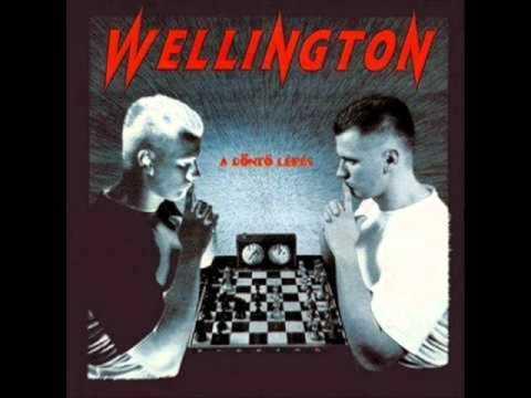 Wellington - A Döntő Lépés