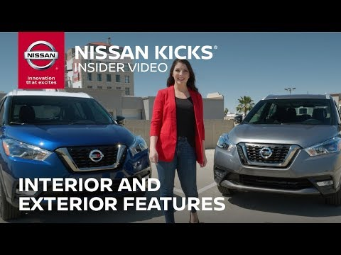 2018 Nissan Kicks Video