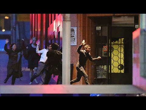 Sydney Siege Ends in Shootout: Gunman, Two Hostages Dead