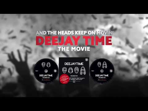 DEEJAY TIME - THE BEST OF (Official Spot) - Time Records MP3
