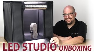 LED Studio In A Box Unboxing