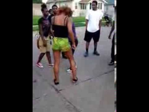 Girl Hood Fight 2013!! video