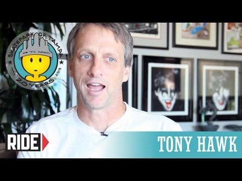 "Tony Hawk: SPoT ""20"" Year Experience - Episode 9"