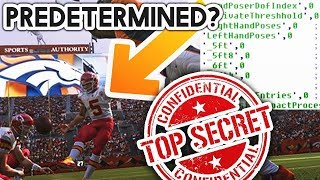 TOP SECRETS *You Probably Don't Know About* IN MADDEN!!