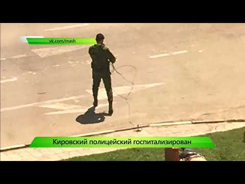 ИКГ Кировчанин пострадал в Чечне #6