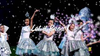 Let it Snow (Lyric - Bear Children