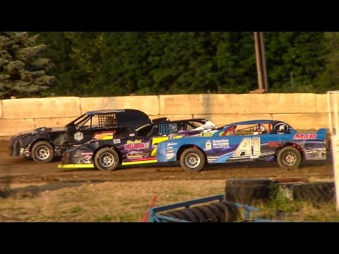 Street Stock Heat One | Freedom Motorsports Park | 7-13-18