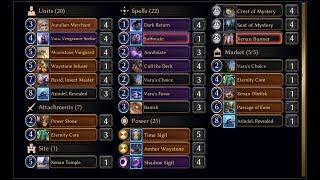 Eternal CCG - RavidsOutAce - Who needs interaction when you can just slide into the top 100 like it