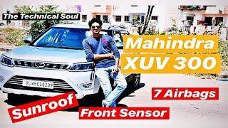 2019 XUV 300 | A Perfect Compact SUV | 7 Airbags | Sunroof | Mahindra XUV 300 | 2019  #XUV300