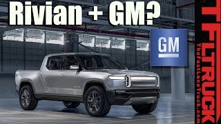 Is GM Going to Start Making Electric Trucks? Rumors Suggest a Partnership with Rivian is Possible