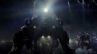 New!!! Pacific Rim Official Trailer #1 (2013) - Guillermo del Toro Movie